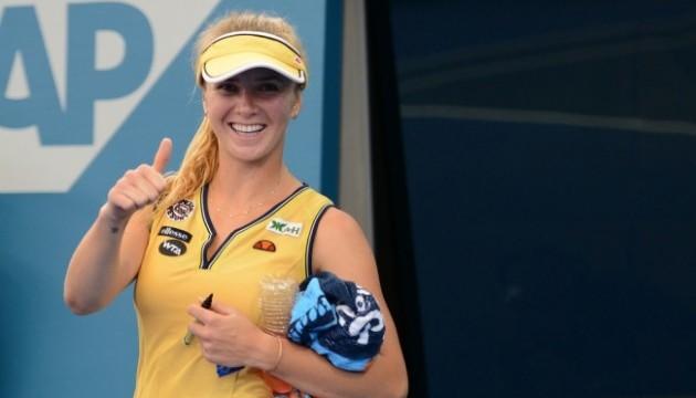 Свитолина уверенно стартовала на престижном турнире в ОАЭ