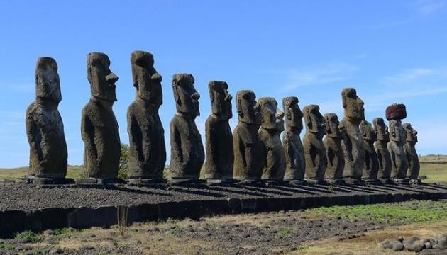 Британские археологи выдвинули новую версию гибели цивилизации на острове Пасхи