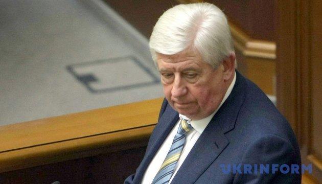 Сакварелідзе назвав Шокіна адвокатом