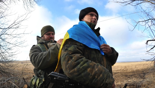 No serviceman killed in ATO zone, two soldiers injured over past 24 hours