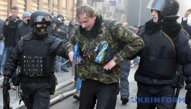 Справи Майдану: журналісти, яких бив «Беркут», не вірять у покарання винних