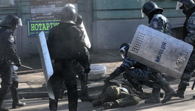 Винні у побитті сотень журналістів на Майдані досі не покарані - НСЖУ