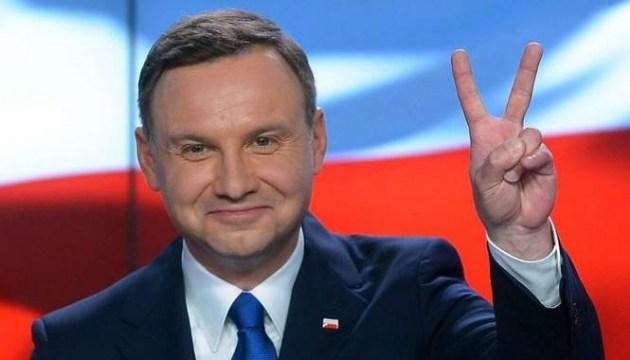 Политиком года в Польше назвали президента Дуду