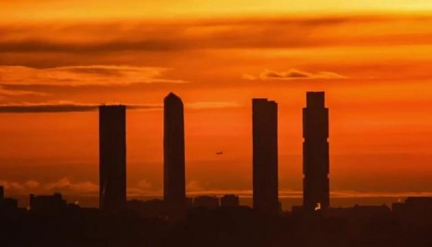 Видеоролик «Мадрид с моего балкона» набрал более 83 тысяч репостов за неделю