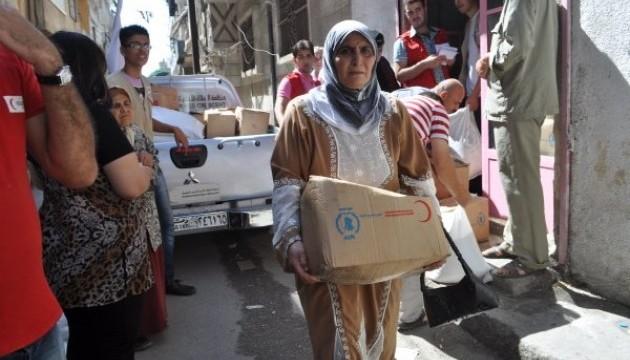 Канада виділить більше 200 млн на гумдопомогу Близькому Сходу