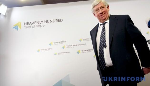 Луценко сказав, скільки в БПП голосів за відставку Шокіна