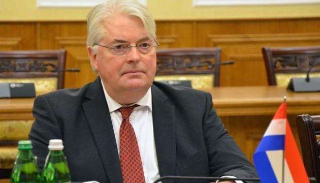 Netherlands government backs ratification of EU-Ukraine association agreement