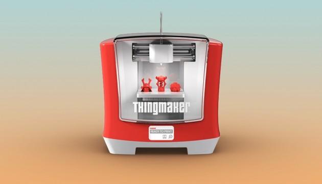 Компания Mattel представила 3D-принтер для детских игрушек