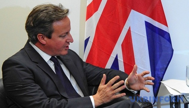 Кэмерон: Я буду сражаться за Британию
