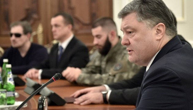 President: Ukraine must remain a democratic state forever