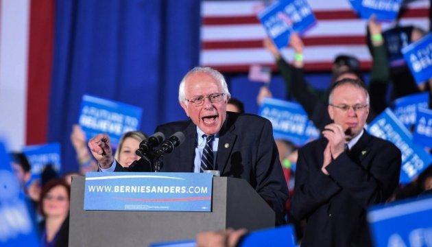 Сенатор Сандерс заявив, що балотуватиметься у президенти США