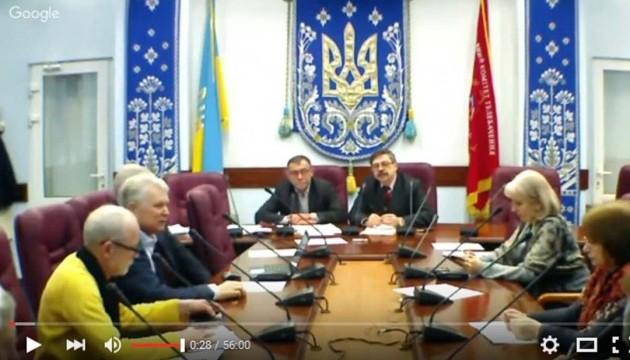 Держкомтелерадіо підготувало документи, що заблокують антиукраїнські книги