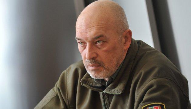 Бойовики продовжують обстрілювати перехід у Станиці Луганській – Тука