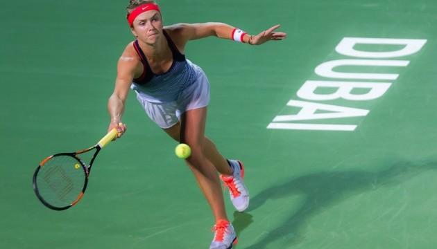 Свитолина уступила Эррани место в финале турнира WTA в ОАЭ