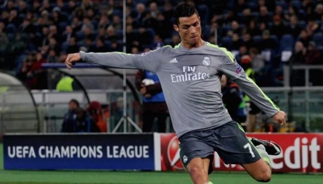 Роналду стал лучшим игроком еврокубковой недели