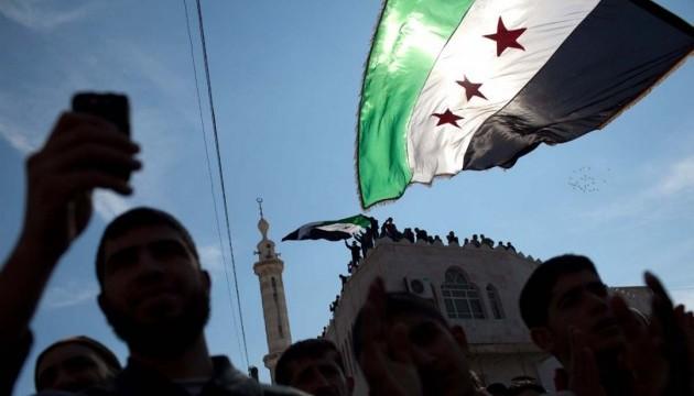 Сирійська опозиція пояснила, коли буде готова припинити вогонь