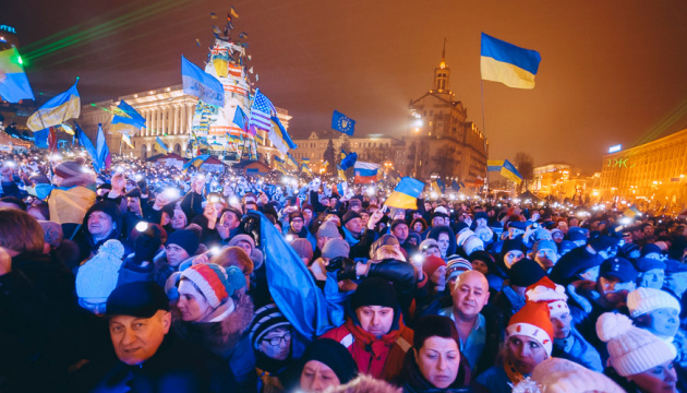 На місці майбутнього Музею Революції Гідності у Києві відкриють виставковий простір
