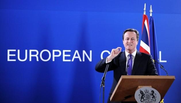 Кэмерон: Британия останется в ЕС, но в особом статусе