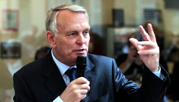 French Foreign Minister Jean-Marc Ayrault to get acquainted with progress of reforms in Kyiv