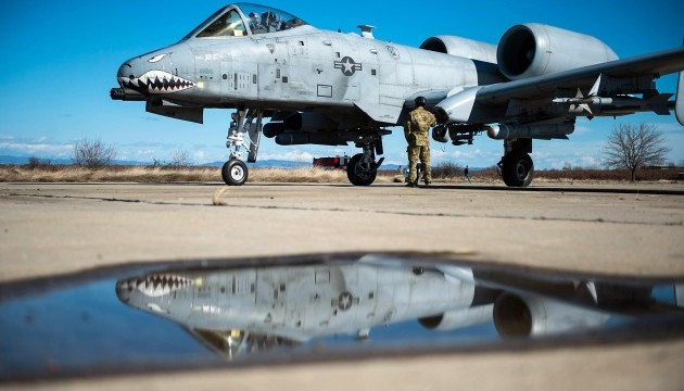Коаліція знищила 14 танків, захоплених ІДІЛ біля Пальміри – Пентагон