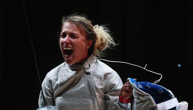 Украинская саблистка разгромила россиянку в финале Кубка мира
