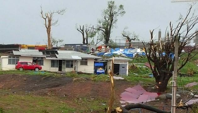 Власти Фиджи подсчитывают ущерб от мощнейшего за всю историю урагана
