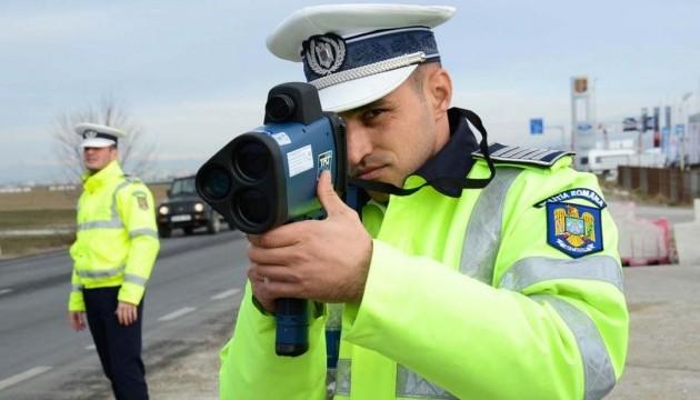 В Румынии водителя оштрафовали за скорость 246 км/ч