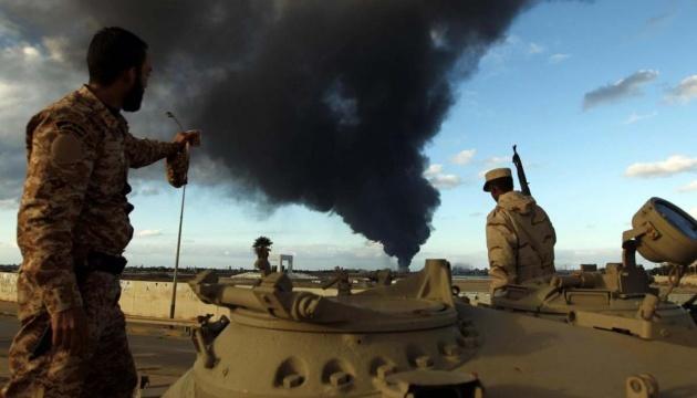 В результаті авіаудару по Триполі загинули 28 студентів військового коледжу