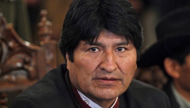 Болівія обирає президента, Моралес балотується на четвертий термін
