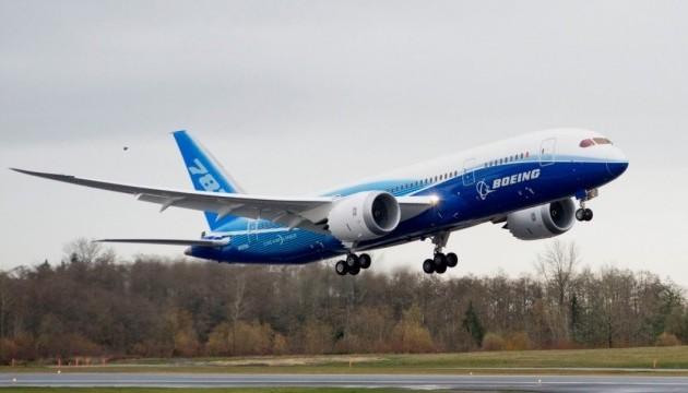 Boeing обнаружил техническую проблему в самолетах 787 Dreamliner