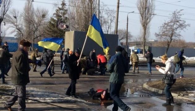 У Харкові: суд залишив під арештом трьох обвинувачених у теракті біля Палацу спорту