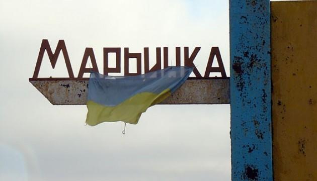 В пункте пропуска «Марьинка» в очереди более 300 авто