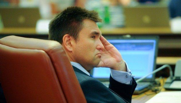 Стан Надії Савченко дуже тяжкий - Клімкін