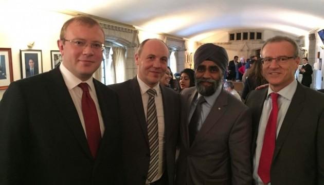 У парламенті Канади з'явиться група дружби з Україною