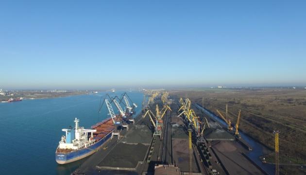 АМПУ: Грузовое судно повредило причал порта