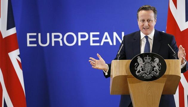 Кемерон про Brexit: Британія завжди поверталась у Європу, але - великою ціною
