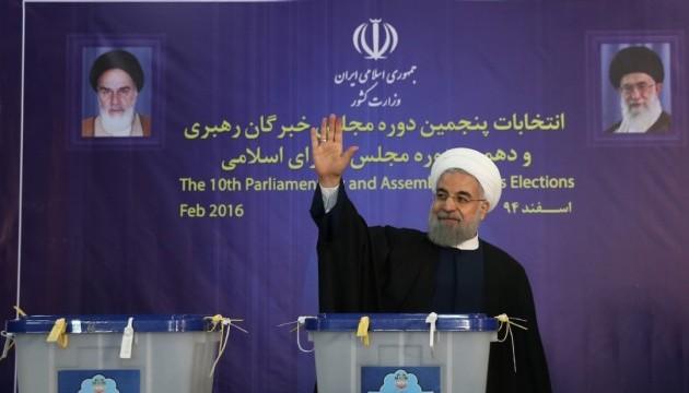 Рухани стал победителем президентских выборов в Иране
