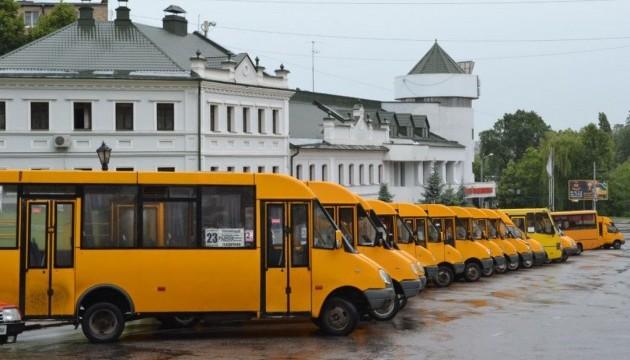 Сумський міськвиконком відмовився підвищувати тариф на проїзд у маршрутках