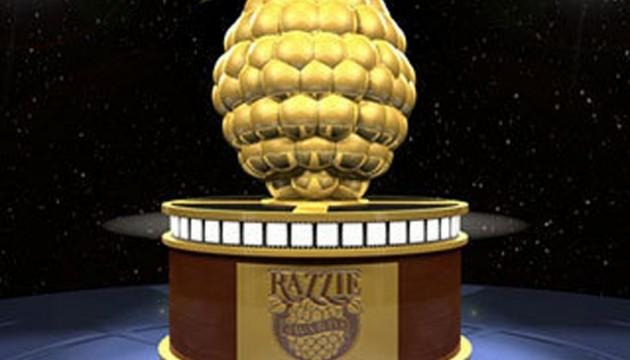 Напередодні Оскара в Лос-Анджелесі оголосили переможців «Золотої малини»