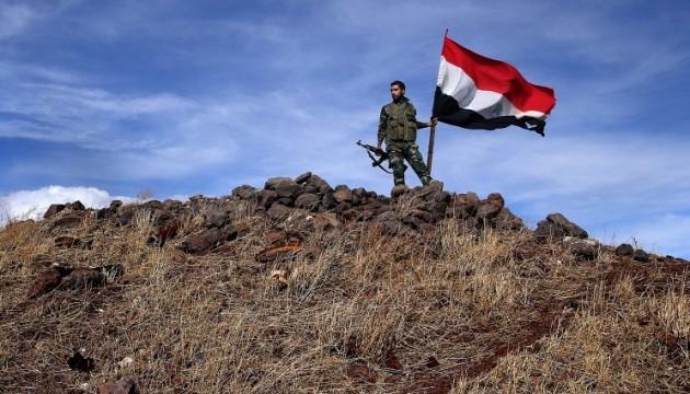 Силы Асада заявляют о перехвате ракет Израиля, есть погибшие и раненые