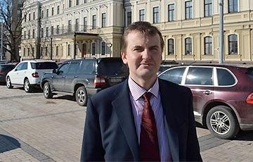 Максим Хилько. Фото: charter97.org