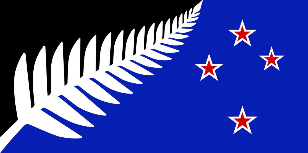 Новая Зеландия, версия флага