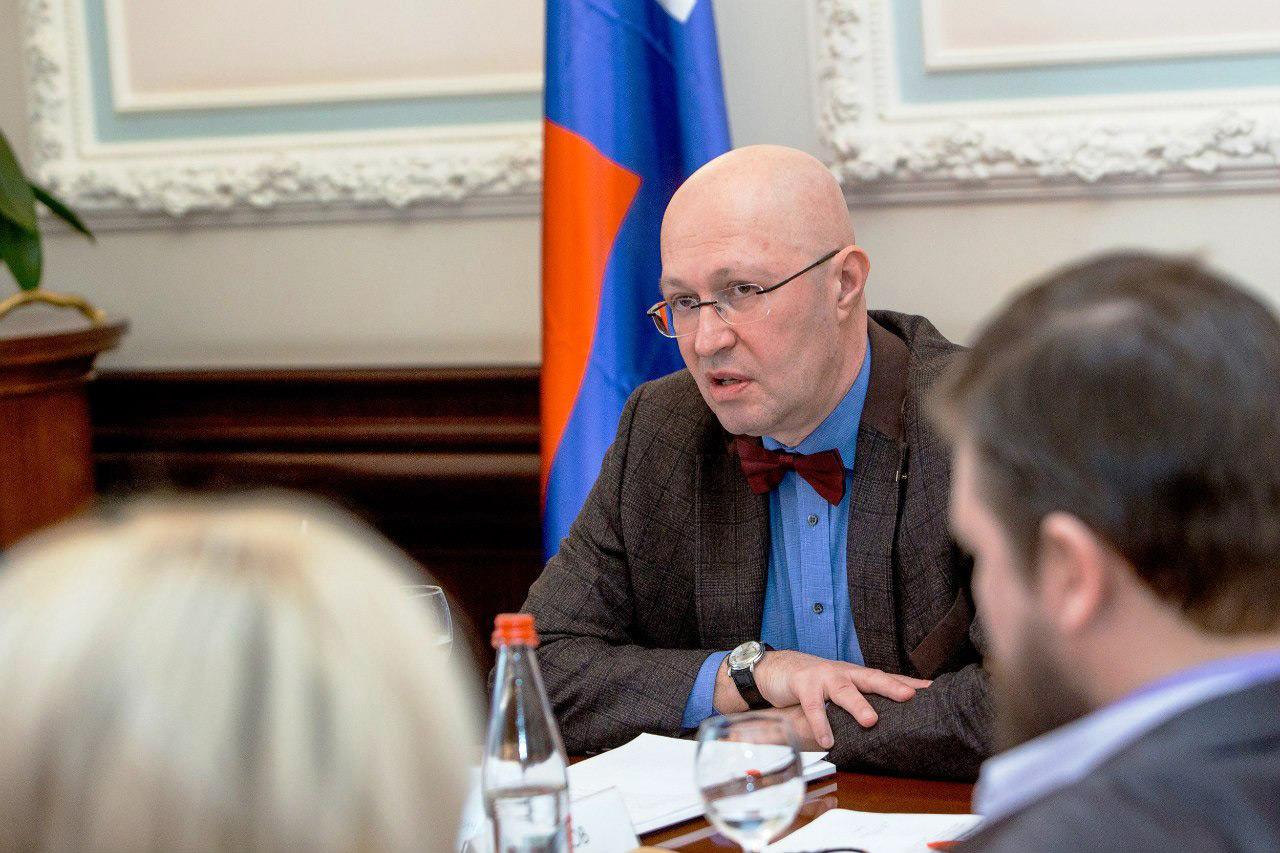 Валерий Соловей Фото: facebook.com