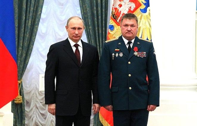 генерал-майор ВС РФ Асапов