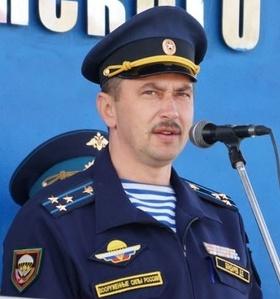 полковник ЗС РФ Бондарєв