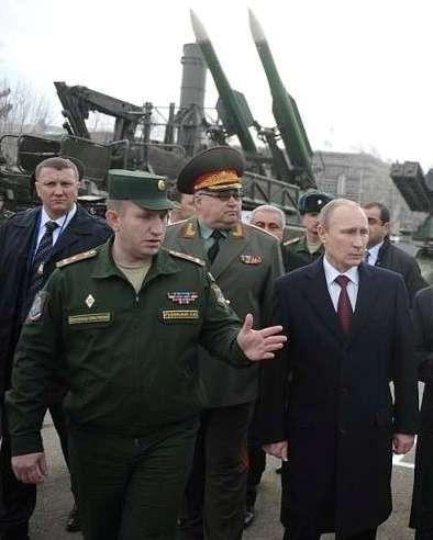 полковник ЗС РФ Рузинський