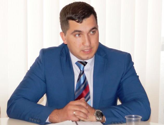 Александру Чобану. Фото: ansa.gov.md