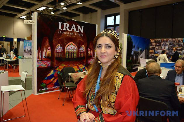 Представительница Ирана