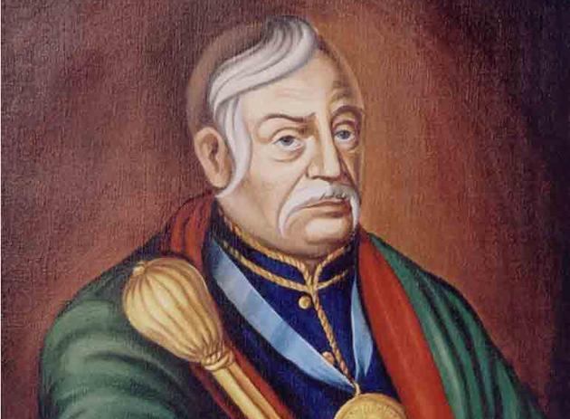 Петро Калнишевський / uk.wikipedia.org