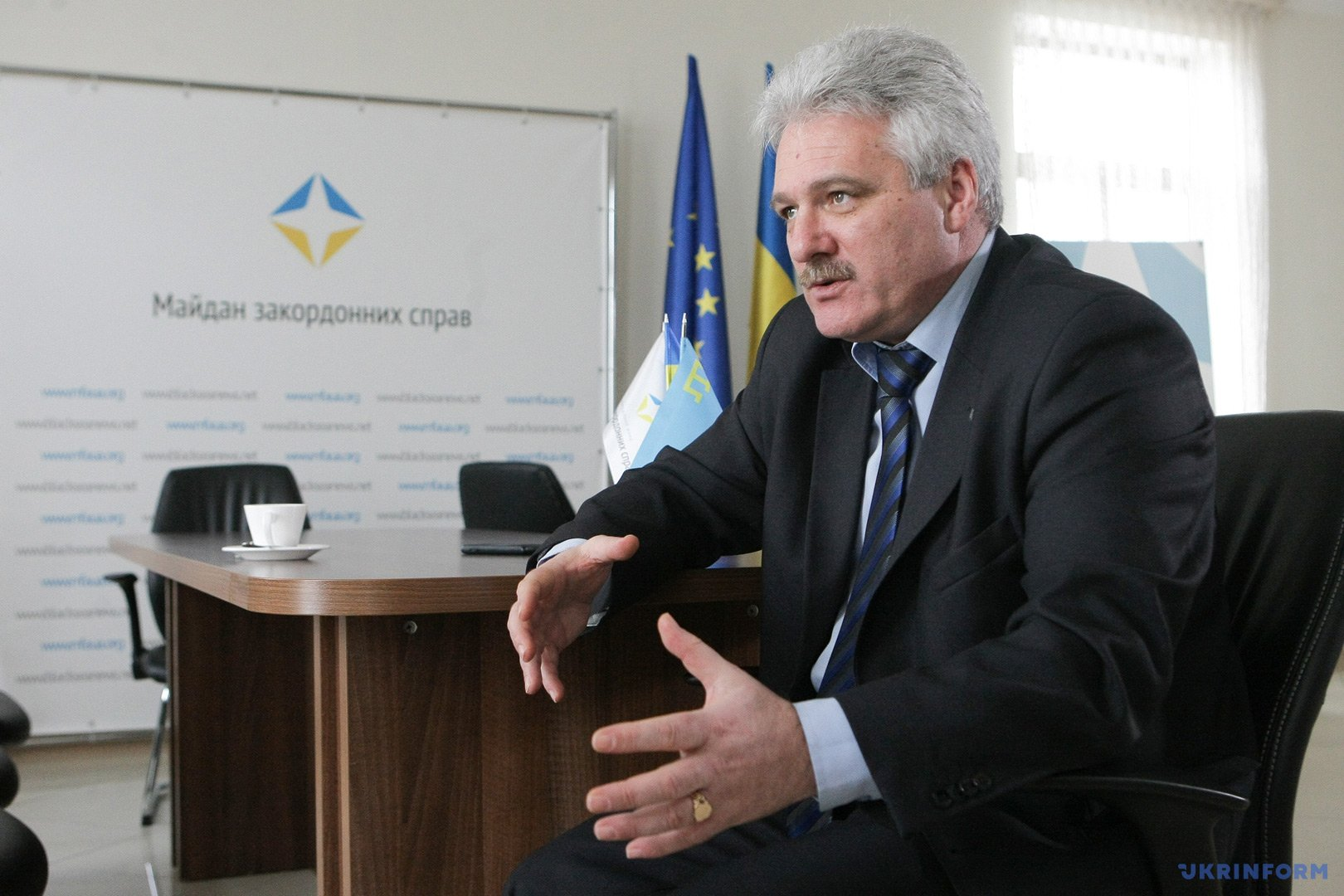 Юрій Смілянський, економічний експерт ГО «Майдан закордонних справ»
